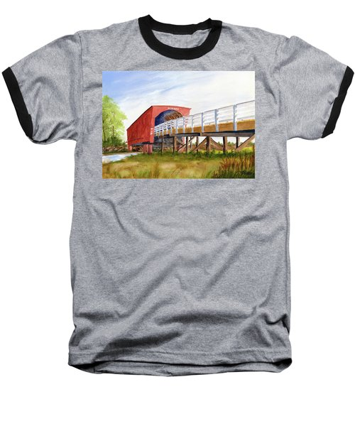 Roseman Bridge Baseball T-Shirt