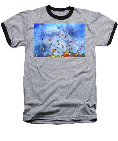 Rough Air Baseball T-Shirt