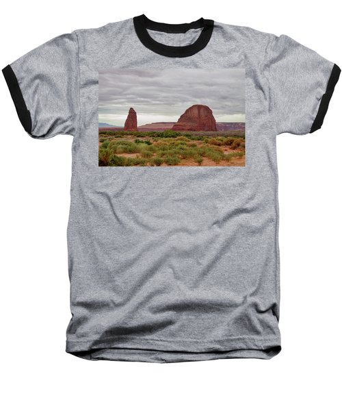 Baseball T-Shirt featuring the photograph Round Rock by James BO Insogna
