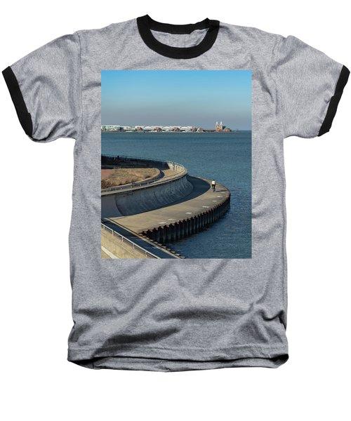 Round The Bend Baseball T-Shirt