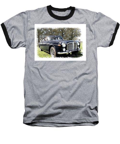 Rover 3.5 Coupe Baseball T-Shirt