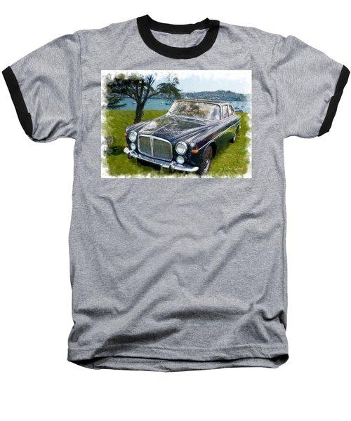 Rover 3.5 P5b Baseball T-Shirt