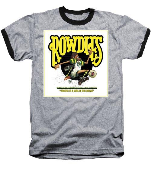 Rowdies Old School Baseball T-Shirt