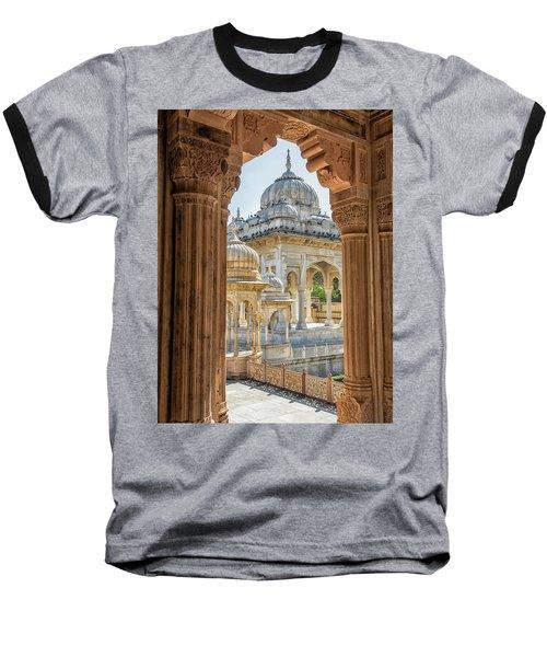 Royal Cenotaphs Baseball T-Shirt