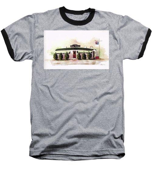 Royal Diner Baseball T-Shirt