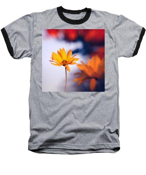 Rudbeckia Grandiflora 2 Baseball T-Shirt