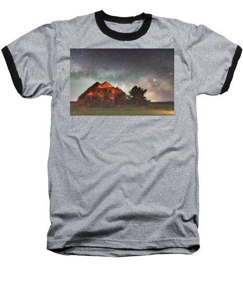 Ruined Dreams Baseball T-Shirt