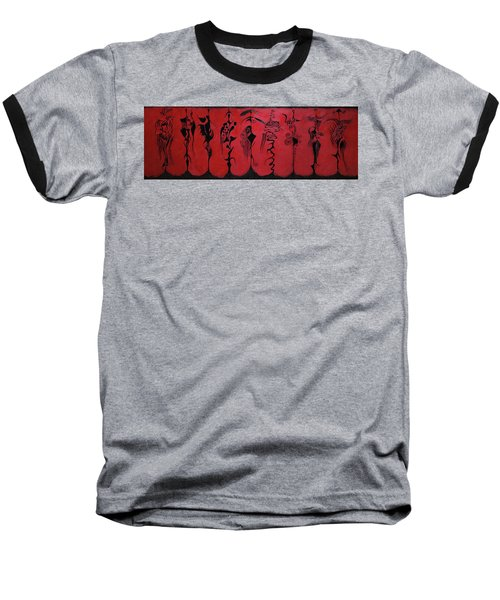 Runway 2019 Baseball T-Shirt