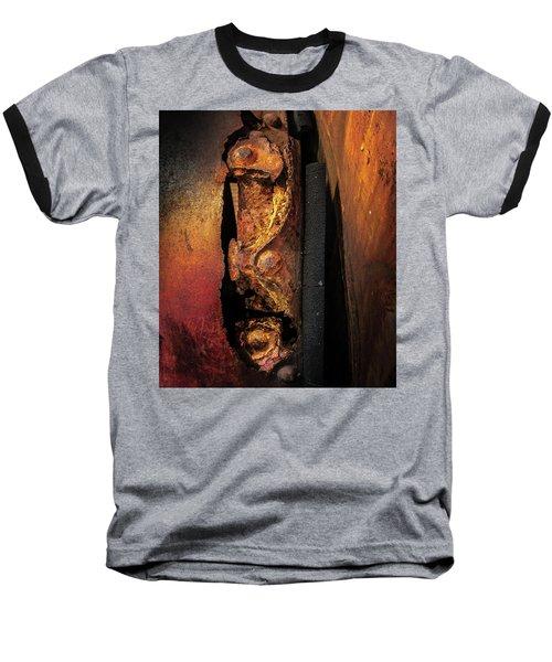 Rusty Colours Baseball T-Shirt