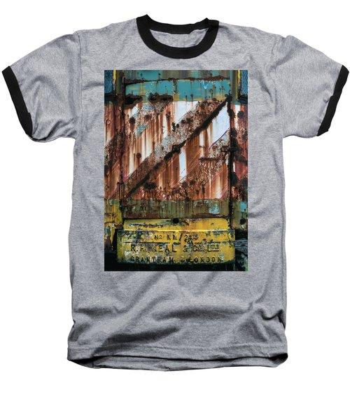 Rusty Crane Baseball T-Shirt