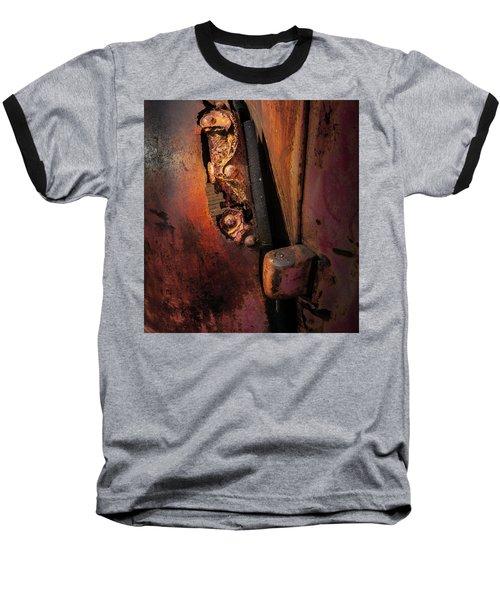 Rusty Hinge Baseball T-Shirt