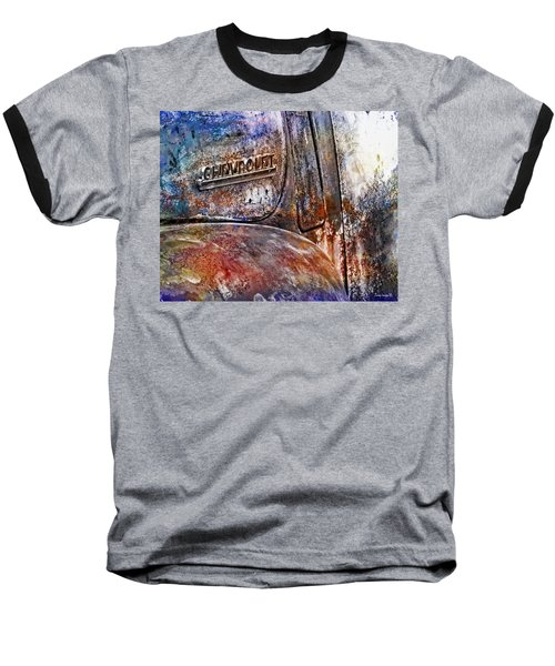 Rusty Rainbow Baseball T-Shirt