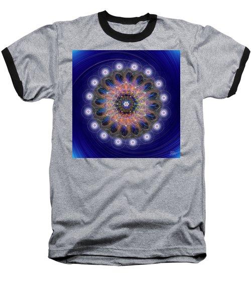 Sacred Geometry 726 Baseball T-Shirt