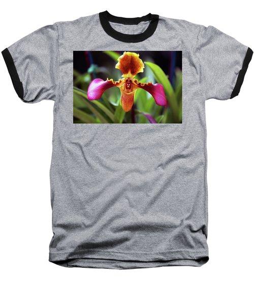 Sad Orchid Baseball T-Shirt