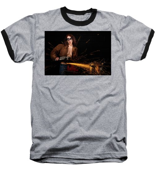 Light Em Up Baseball T-Shirt