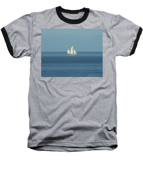 Sail Boat Baseball T-Shirt
