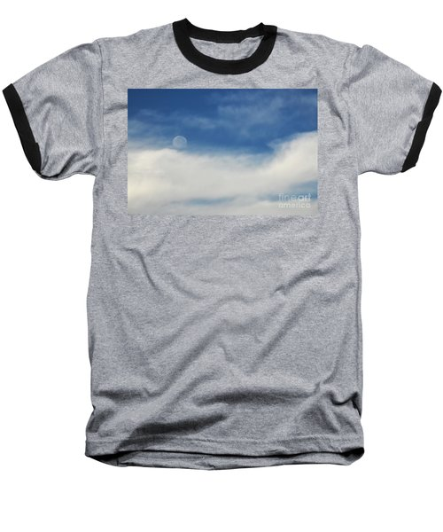 Sailing On A Cloud Baseball T-Shirt