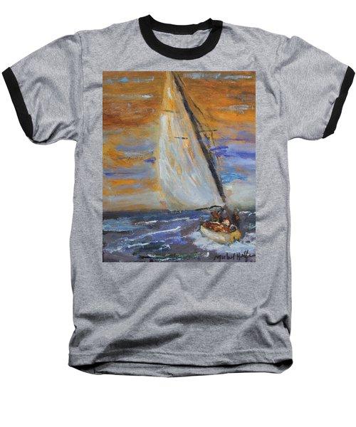 Sailng Nto The Sun Baseball T-Shirt