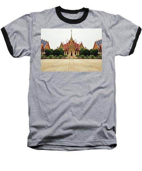 Sak Yant  Baseball T-Shirt