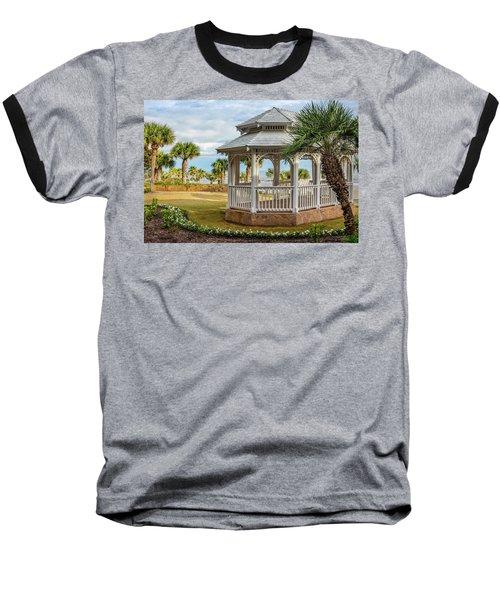 San Luis Gazebo Baseball T-Shirt