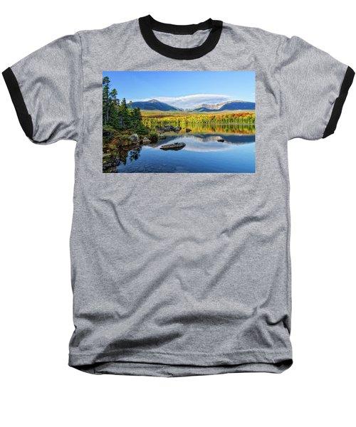 Sandy Stream Pond Baxter Sp Maine Baseball T-Shirt