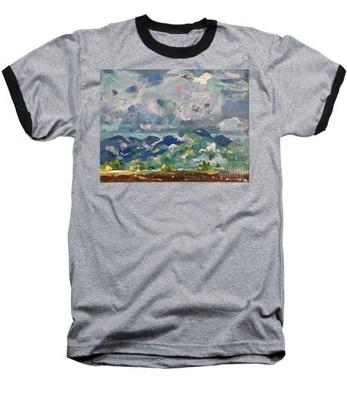 Sangre De Cristo Baseball T-Shirt