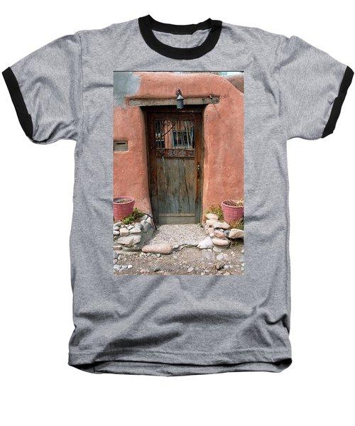 Santa Fe Door Baseball T-Shirt