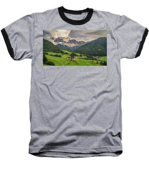 Santa Maddalena Baseball T-Shirt