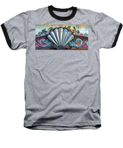 Santo Nino De Atocha Chapel Detail Baseball T-Shirt