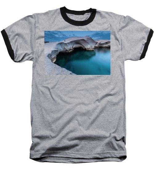 Sarakiniko Baseball T-Shirt