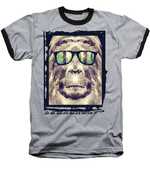 Sasquatch Incognito Baseball T-Shirt