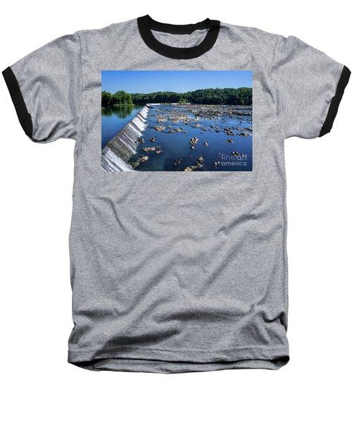 Savannah River Rapids - Augusta Ga 2 Baseball T-Shirt