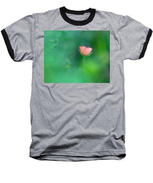 Scarlet Pimpernel Baseball T-Shirt