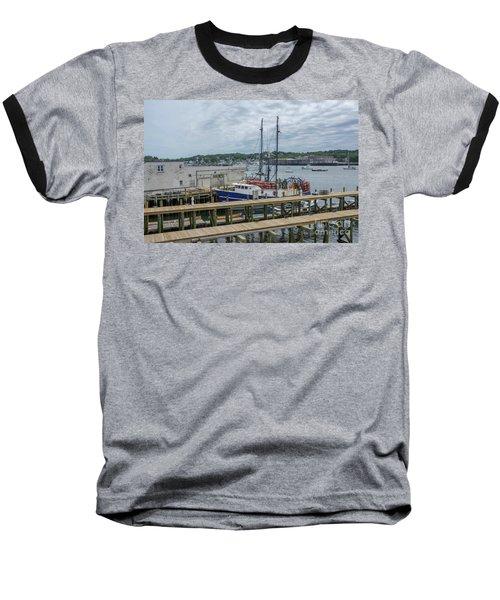 Scenic Harbor Baseball T-Shirt