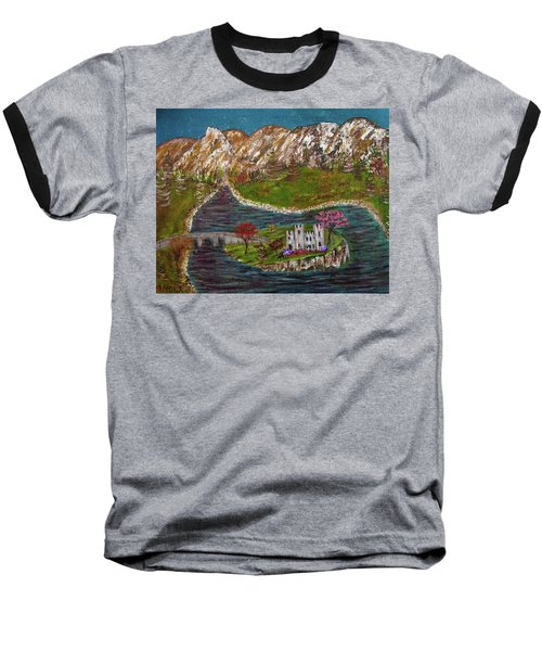 Scotland Baseball T-Shirt