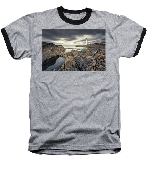 Scurdie Ness 1 Baseball T-Shirt