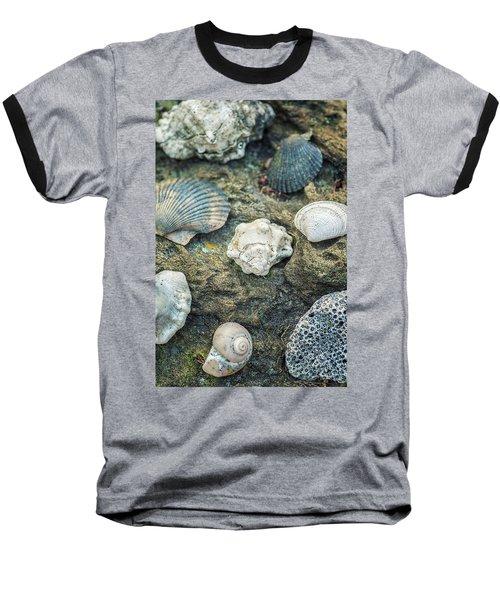 Sea Was My Home #1 Baseball T-Shirt