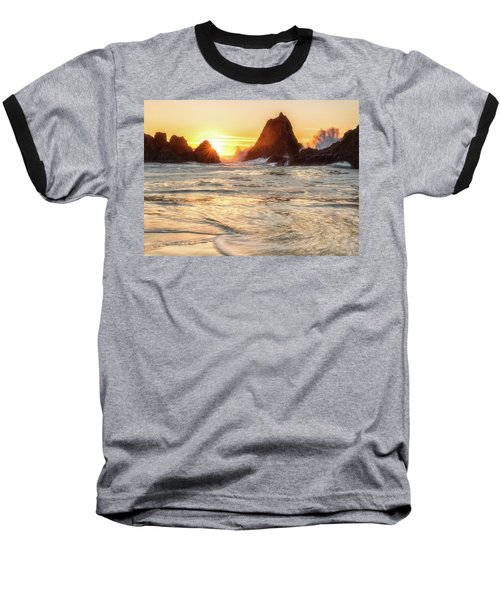 Seal Rock  Baseball T-Shirt