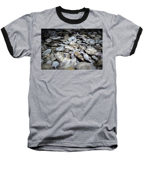 Seashells Baseball T-Shirt