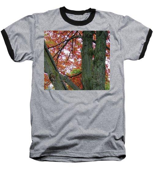 Seeing Autumn Baseball T-Shirt