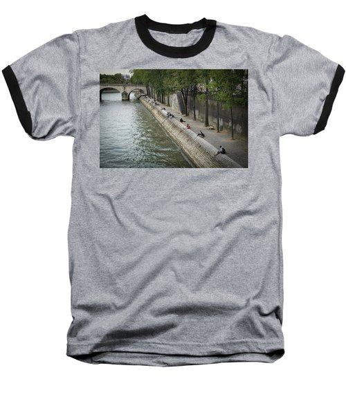 Seine Baseball T-Shirt