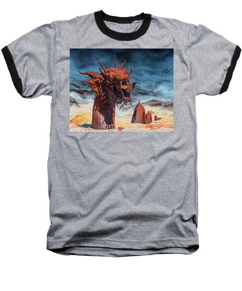 Serpent Baseball T-Shirt