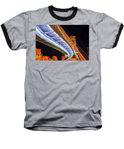 Serpentine Glow Baseball T-Shirt