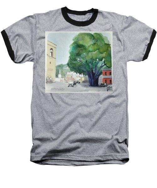 Sersale Tree Baseball T-Shirt