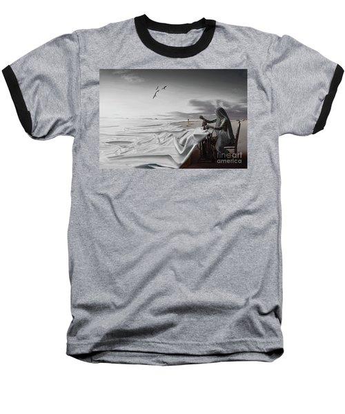 Sewing Sea Uu7 Baseball T-Shirt
