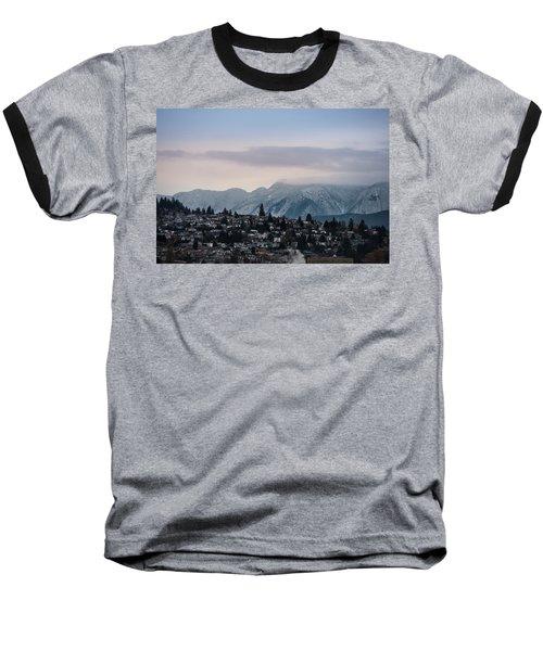 Seymour Winterscape Baseball T-Shirt
