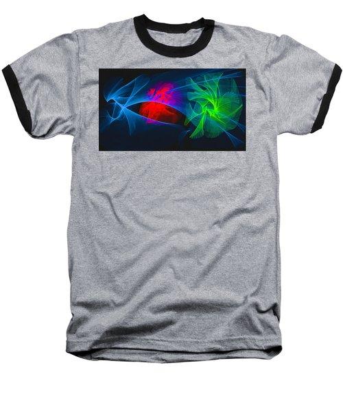 Shapes And Colours #i1 Baseball T-Shirt