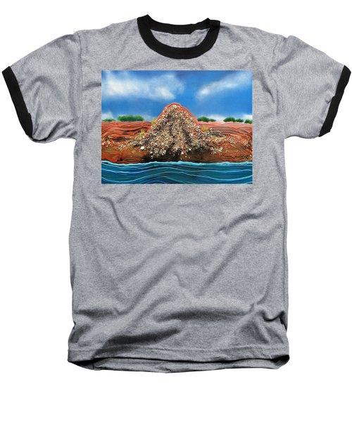 Shell Mound Baseball T-Shirt