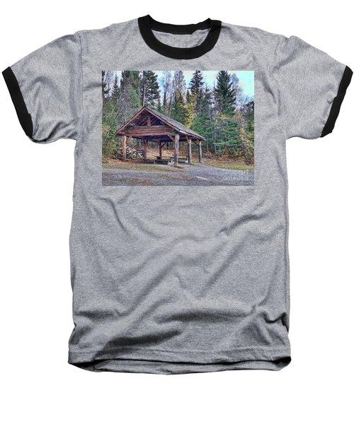 Shelter Baseball T-Shirt
