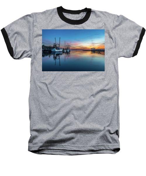 Shem Creek Blue Hour, Mt. Pleasant Sc Baseball T-Shirt
